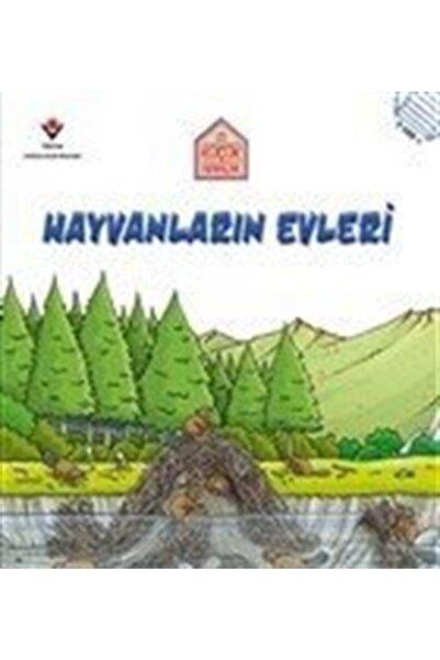 Tübitak Yayınları Hayvanların Evleri - Küçük Mimarlar