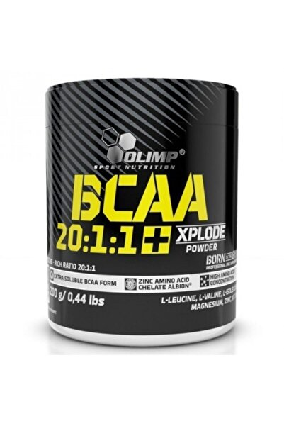 Olimp Olımp Bcaa 20:1:1 Xplode Powder Cola 200 Gr