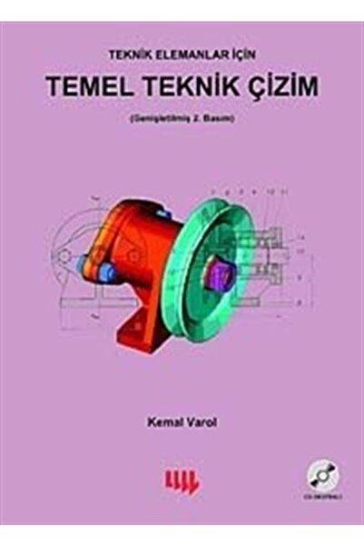 Literatür Yayıncılık Teknik Elemanlar Için Temel Teknik Çizim
