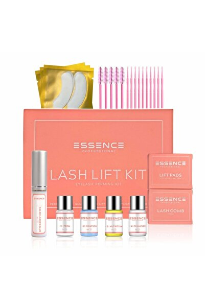 Essence Le Petit Professional Lash Lift, Kirpik Lifting Seti, Kirpik Perma Seti-full Set