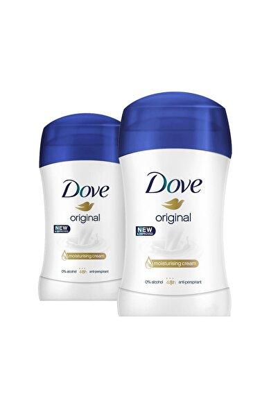 Dove Kadın Deodorant Stick Original 40 Ml X2