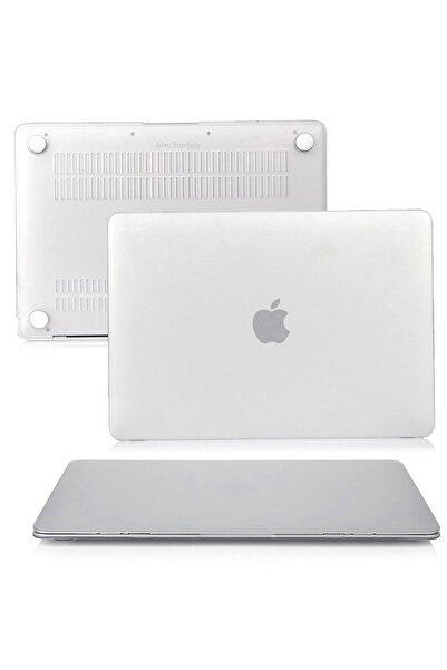 """Mcstorey Apple Yeni Macbook Pro A1707 A1990 15"""" 15.4"""" Kılıf  Koruyucu Ruberized Hard Incase Sert Kapak Mat"""