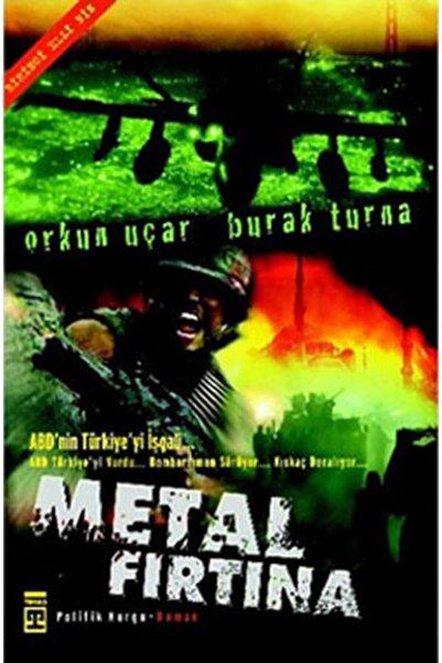 Timaş Yayınları Metal Fırtına