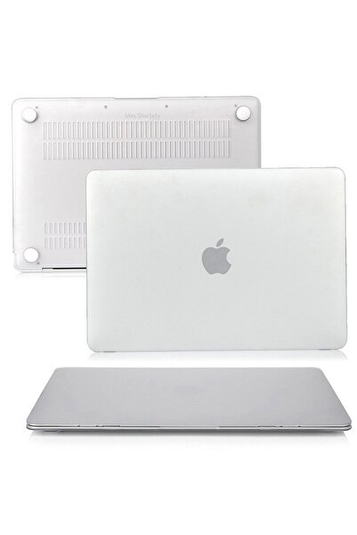 "Mcstorey Apple Macbook Air A1369/a1466 13"" 13.3"" Kılıf Kapak Koruyucu Ruberized Hard Incase Sert Kapak Mat"