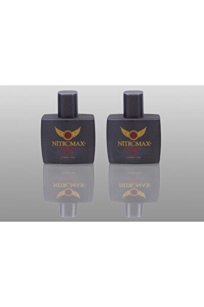 Nitromax Edp 50 Ml Erkek Parfümü Classic 2 Adet