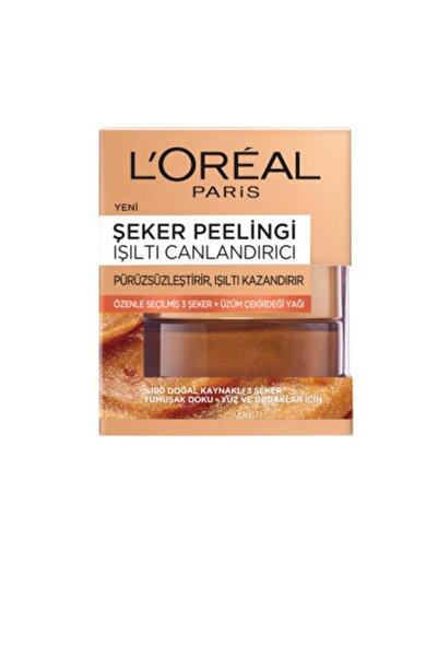 L'Oreal Paris L'oréal Paris Şeker Peelingi Işıltı Canlandırıcı