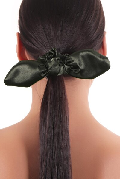 hahai accessories Hahai Kadın  Fiyonk Model Scrunchie Toka