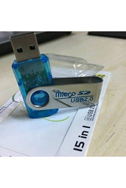 Platoon Micro Sd Kart Okuyucu Hafıza Kart Okuma Yazma Card Reader Tf Mikr