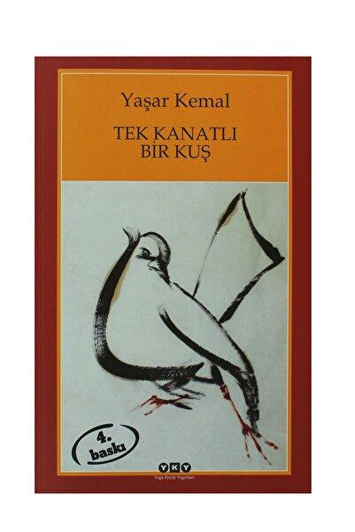 Yapı Kredi Yayınları Tek Kanatlı Bir Kuş Yaşar Kemal