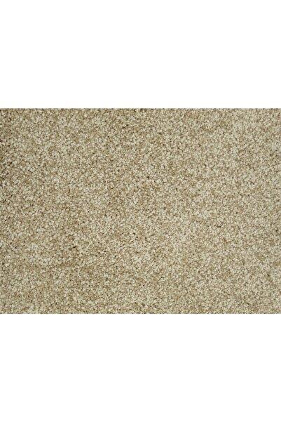 Dinarsu Duvardan Duvara Halı Halıflex Touching 3207-krem-en 5mt 5m X 10m
