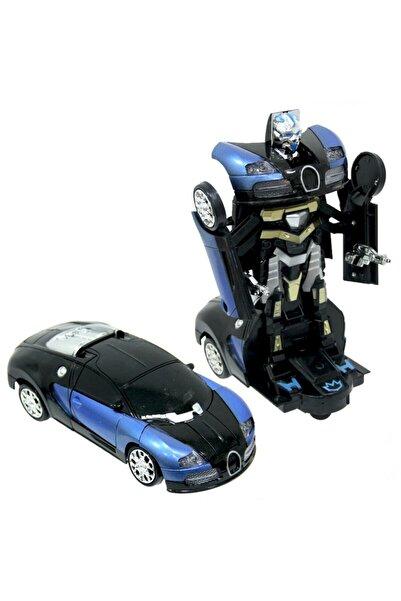 transformers Mecha Ares Pilli Robota Dönüşen Araba