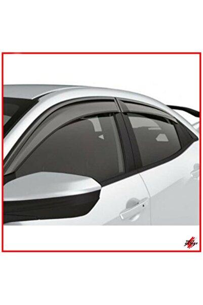SNTGARAGE Honda Civic Fk7 Hb Cam Rüzgarlığı