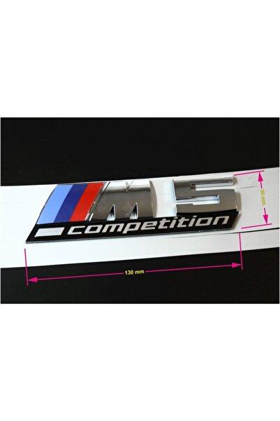 Bimbo Otomotiv M5 Competıtıon Yazı Krom