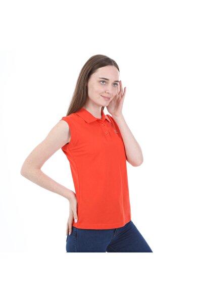 Kappa Kadın Nar Çiçeği T-shirt