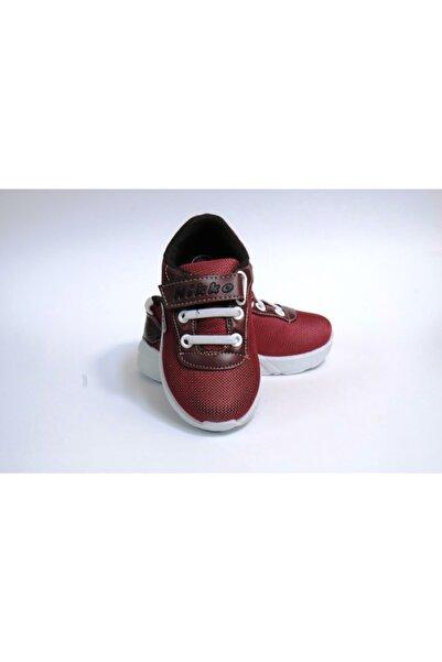 Nikko Unisex Bebek Kırmızı Spor Ayakkabı