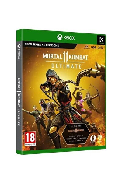 Warner Bros Mortal Kombat 11 Ultimate