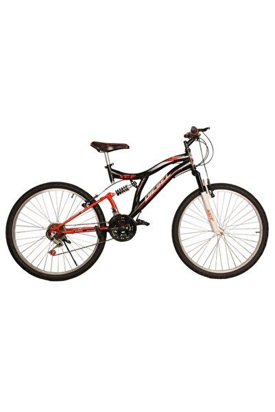 DİESELBİKE Dıesel Shadow 26 Jant Bisiklet Çift Amortisörlü 21 Vites Dağ Bisikleti