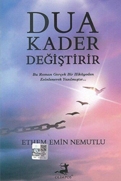 Olimpos Yayınları Dua Kader Değiştirir - Özel Boy