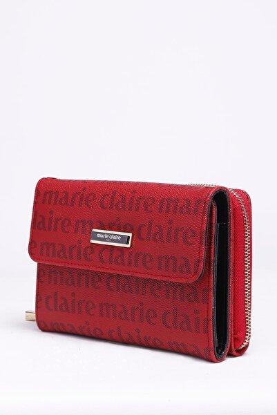 Marie Claire Kadın Bordo Portföy Çantası Odin Mc212106140