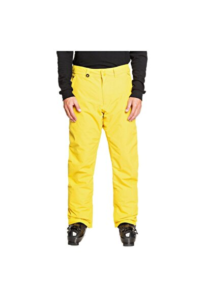 Quiksilver Erkek Sarı Outdoor Pantolon Eqytp03146-gjc0