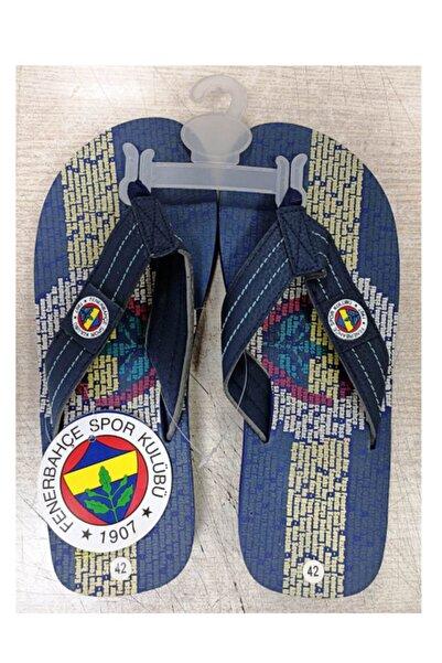 Gigi Erkek Fenerbahçe Parmak Arası Lisanslı Terlik