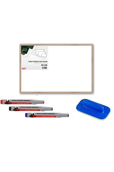 Gen-Of Yazı Tahtası+Kalem+Silgi Seti 45x60 cm