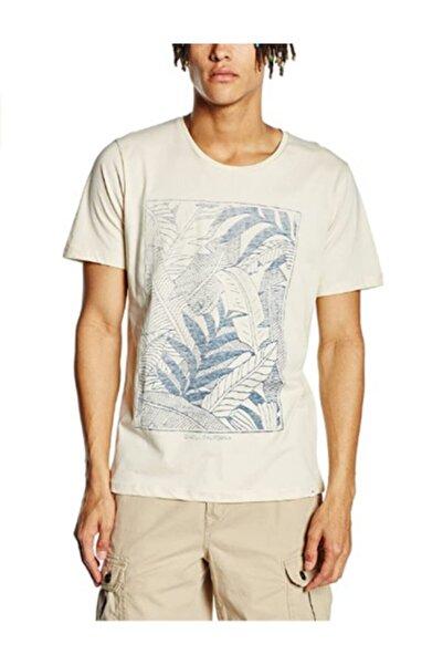 O'Neill Erkek Krem Palm T-shirt