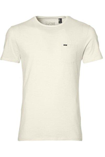 O'Neill Erkek Krem Slim Fit T-shirt