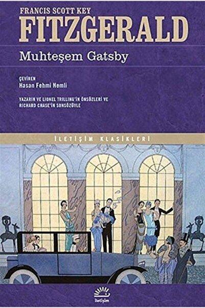 İletişim Yayınları Muhteşem Gatsby