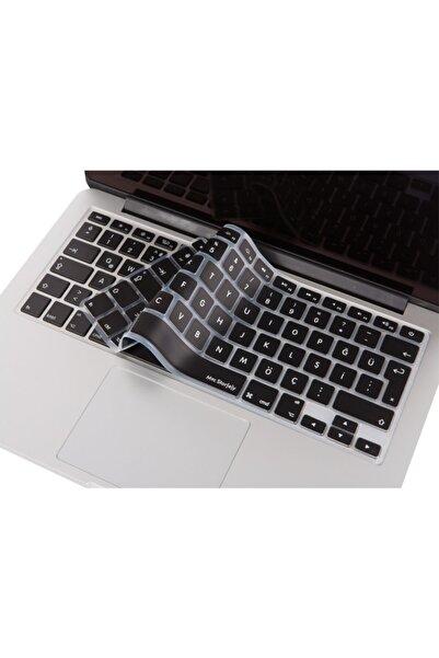 "Mcstorey Macbook Pro Retina Air Klavye Koruyucu Türkçe 13"" 15"" 17"" Kapağı Silikonlu Tr Tpu"