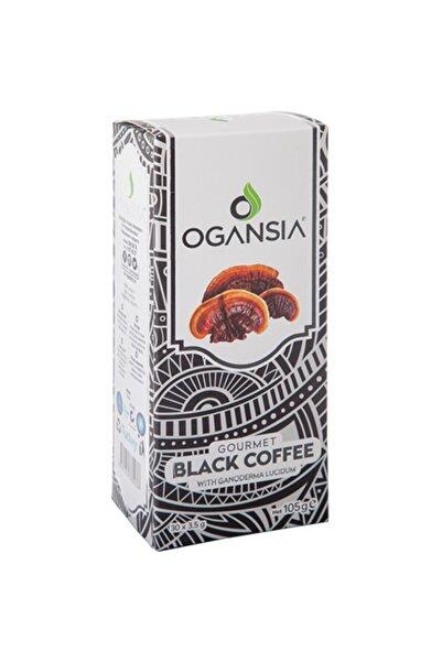 OGANSIA Black Coffe 30x3,5gr-organik-doğal-ogansia Yetkili Mağaza-store