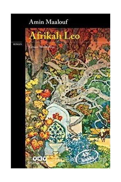 Yapı Kredi Yayınları Afrikalı Leo - Amin Maalouf -