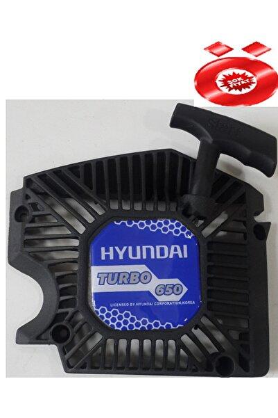 Hyundai Turbo 650 Starter Kapak Orjinal