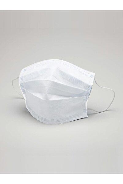 YUSUF MEDİCAL Cerrahi Meltblown Beyaz Genç Maskesi 50 Adet