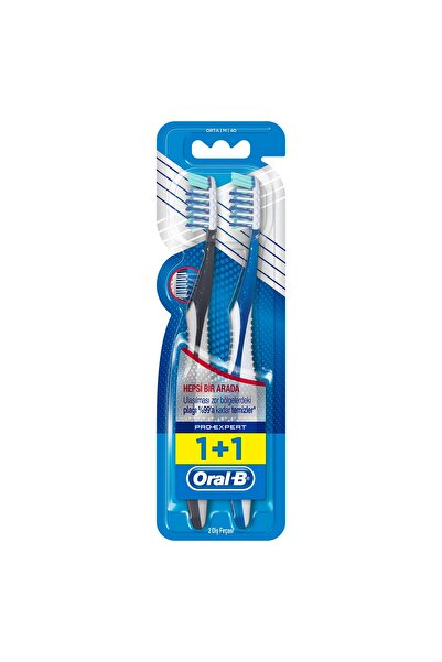 Oral-B Diş Fırçası Pro-expert Komple 7 40 Orta 1 Alana 1 Bed