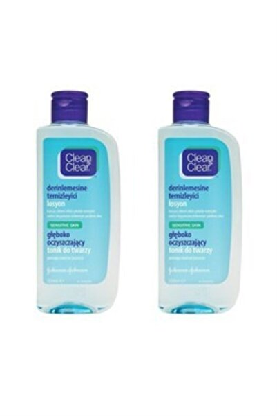 Clean & Clear Clean&clear Derinlemesine Temizleyici Losyon 200 Ml X 2