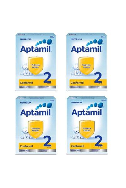Aptamil Conformil 2 Devam Sütü 300 Gr 4 Lü Paket