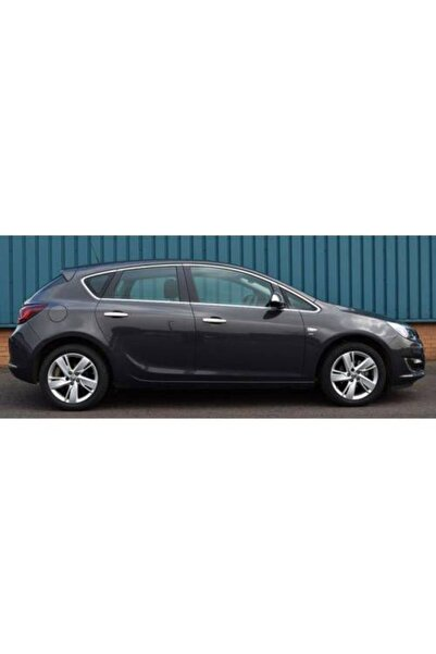 ASKROM Opel Astra J Hb Krom Kapı Kolu 4 Kapı