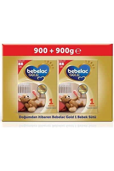Bebelac Gold 1 900gr*2 Adet