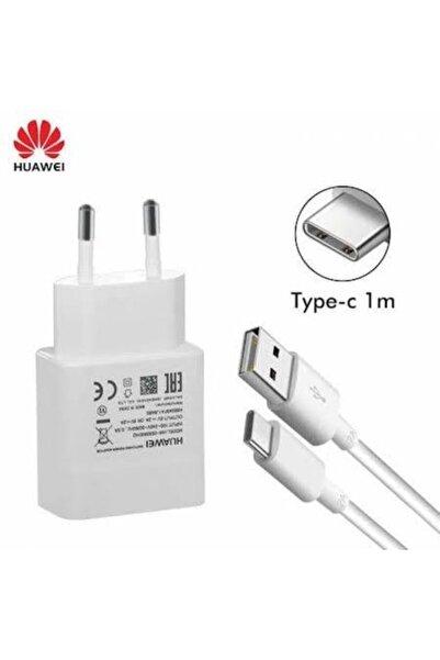 Universal Huawei P20 Lite P30 Lite Pro Hızlı Şarj Aleti + Type-c Kablo