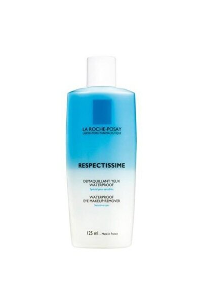 La Roche Posay Posay Respectissime Demaquillant Yeux Waterproof 125 Ml