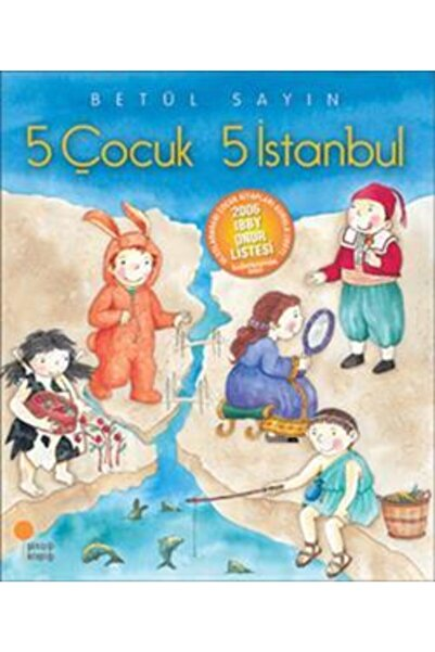 Günışığı Kitaplığı 5 Çocuk 5 Istanbul - - Betül Sayın