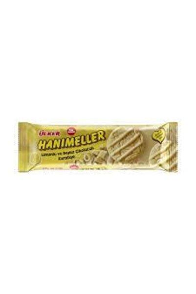 Ülker Hanımeller Limonlu Ve Beyaz Çikolatalı Kurabiye 138 Gr*9 Paket