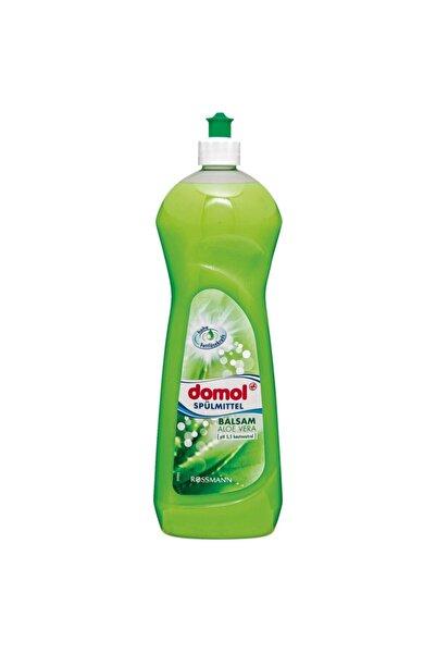 DOMOL Balsam Yüksek Yağ Çözme Gücü Aloa Veralı Bulaşık Deterjanı
