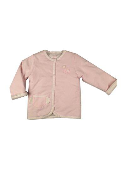 andywawa Kız Bebek  Pembe Sevimli Fil  Ceket