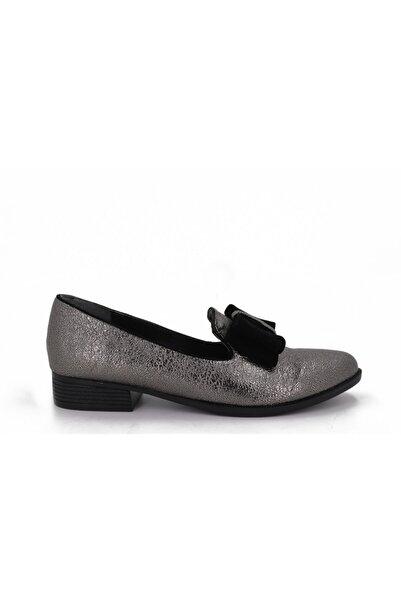 Beety Platin Kadın Ayakkabı Ds-84-01-195