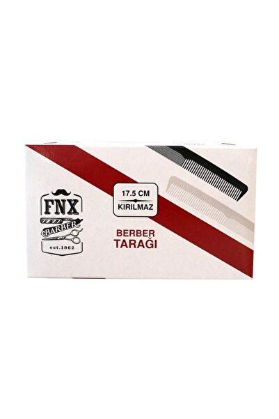 Fonex Fnx 17,5 Cm Kırılmaz Berber Tarağı 6 Adet