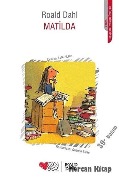 Can Çocuk Yayınları Matilda Roald Dahl
