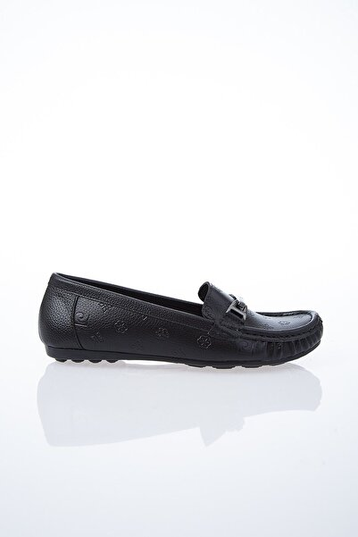Pierre Cardin Kadın Siyah Ayakkabı Pc-50696 - 3414-01