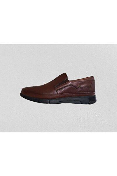 MARCOMEN Erkek Kahverengi Casual Ayakkabı